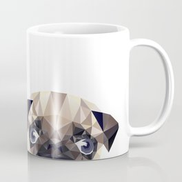 Pug Diamonds Coffee Mug