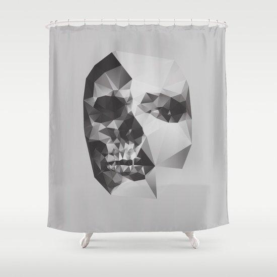 Life & Death. Shower Curtain