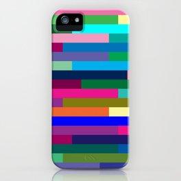 Lignes 14 iPhone Case