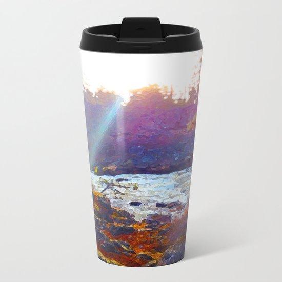 Benham Falls Metal Travel Mug
