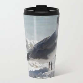 Laughing Gull Travel Mug