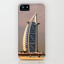 Burj al Arab in Dubai iPhone Case