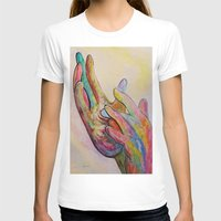 jesus T-shirts featuring JESUS by EloiseArt