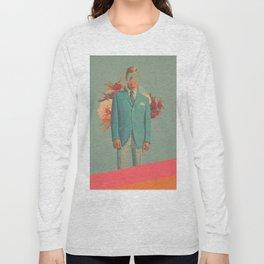 Absent Through my Adultness Long Sleeve T-shirt
