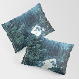 Mountan Stream Pillow Sham