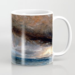 "John Constable ""Stormy Sea, Brighton"" Coffee Mug"