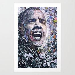 Signs of Change Art Print