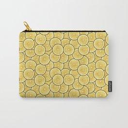 Lemon Palooza, Mellow Yellow Carry-All Pouch