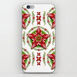 Modern Folkloric Star iPhone Skin