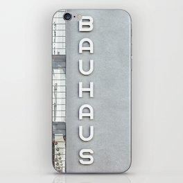 Bauhaus Building in Dessau iPhone Skin