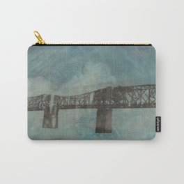 Broadway Bridge Carry-All Pouch