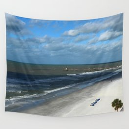 A Clearwater Beach Wall Tapestry