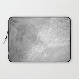 You Too Can Wear Fur! Laptop Sleeve