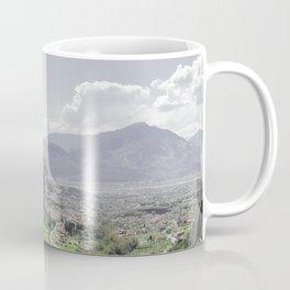 Greece Landscape Panorama Coffee Mug