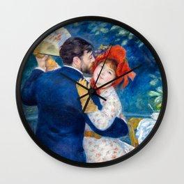 Pierre-Auguste Renoir - Country Dance Wall Clock