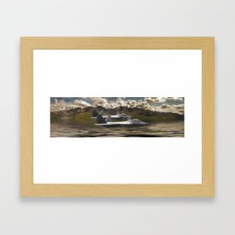 Fighter Jets Framed Art Print