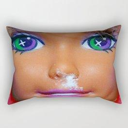 Weekend Mess Rectangular Pillow