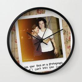 Larry Stylinson Wall Clock