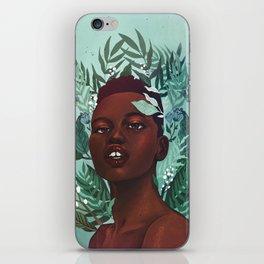 Garden Fantasy iPhone Skin