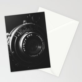 A Close-up of a Vintage Kodak Camera | Black & White Photography | Product Photography | Photo Print | Fine Art Print Stationery Cards