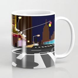 Broadway Kiss Coffee Mug