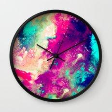 Expansion Wall Clock