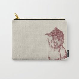 Haute Coiffure  /#7 Carry-All Pouch