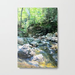 That Rocky River Metal Print