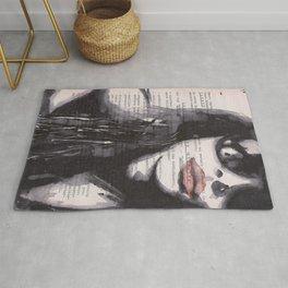 Irene [stolen portrait] Rug