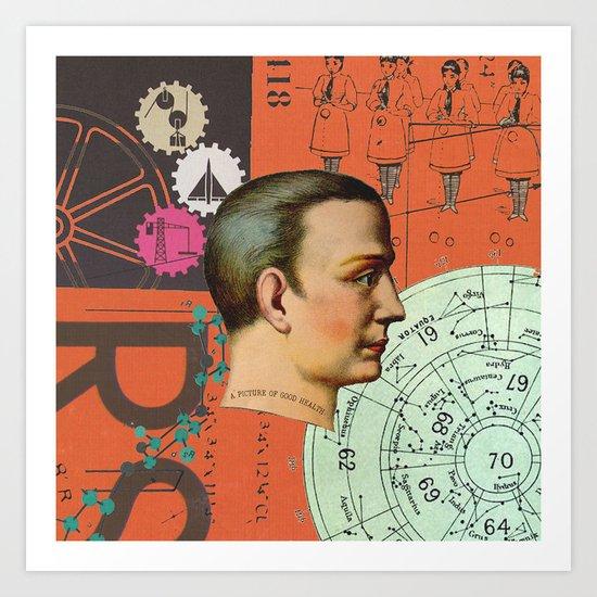jet age Art Print