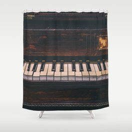 Sing Me to Sleep Shower Curtain