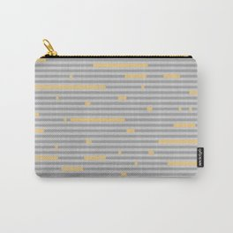 Breaking Stripes Carry-All Pouch