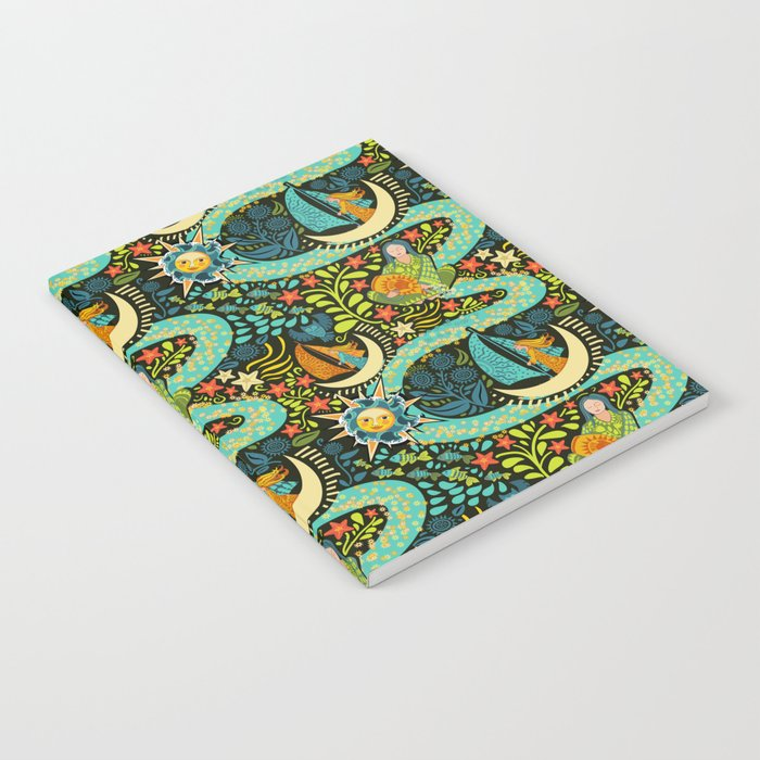 River of Stars Notebook