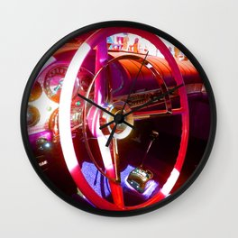 Hot Interior Wall Clock