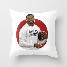 Dak Throw Pillow