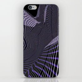 Qpop - Continuum 2 iPhone Skin