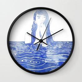Nereid XXXVI Wall Clock