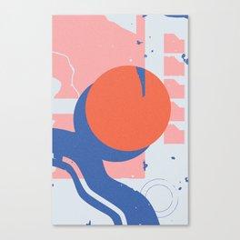 Rosetta (1) Canvas Print