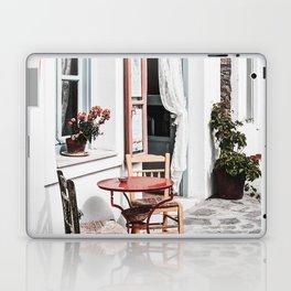 Amorgos Greece Laptop & iPad Skin