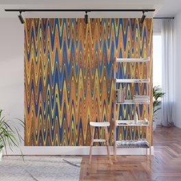Hitzewelle - Muster Wall Mural