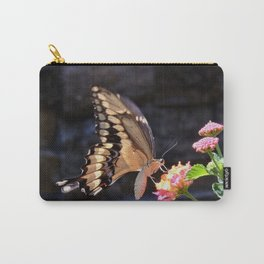 Swallowtail Overexposed Carry-All Pouch