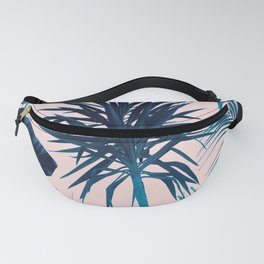 Tropical Cali Summer Vibes Leaves Mix #1 #tropical #decor #art #society6 Fanny Pack
