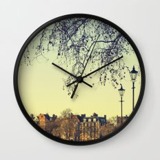 A place called London Wall Clock