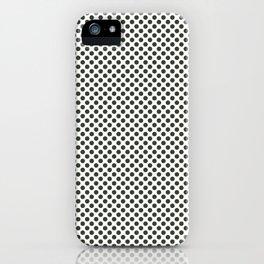 Duffel Bag Polka Dots iPhone Case