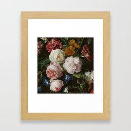 Vintage Botanical No. 1 Framed Art Print