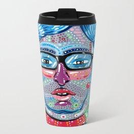 Wareheim Metal Travel Mug