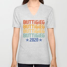 Boot Edge Edge T-Shirt | Election Shirt | Pete Buttigieg 2020 | Pete for President Unisex V-Neck