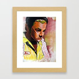 My Own Private Idaho Framed Art Print