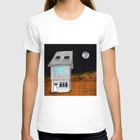 moonrise kingdom T-shirts featuring Moonrise Kingdom by Veronique de Jong · illustration