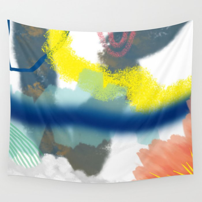 dreams that count Wall Tapestry